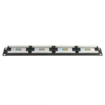 Патч-панель на 24 порта
