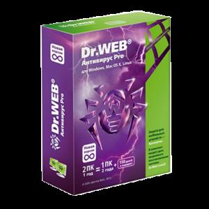 DrWeb Антивирус Pro