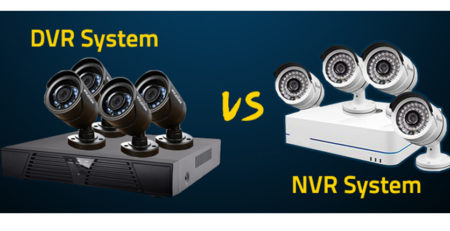 DVR or NVR